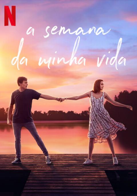 "TRAILER | Novo musical da Netflix, ""A semana da minha vida"""