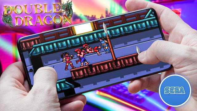 Double Dragon Para Teléfonos Android (ROM SEGA)