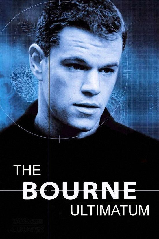 Movie Wallpapers The Bourne Ultimatum 2007