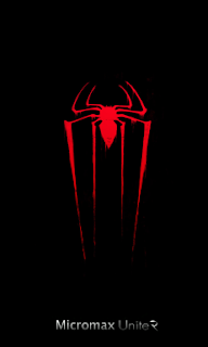 spiderman Boot Logo for Micromax Unite 2