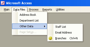 Custom Menus and Tool Bars2 ~ LEARN MS-ACCESS TIPS AND TRICKS