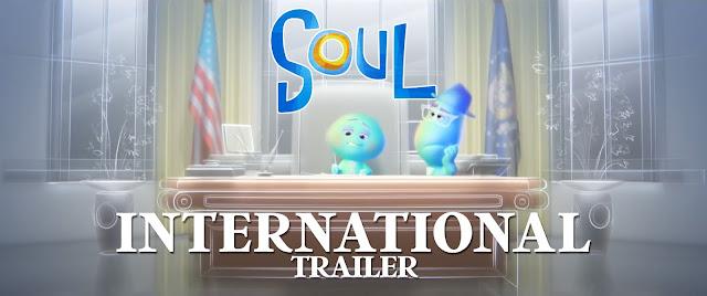 Pixar Soul President Desk International Trailer