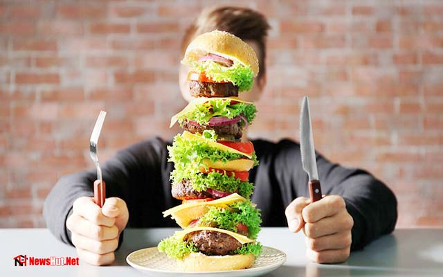 Overeating can lead to weight gain, overeating due to mental state
