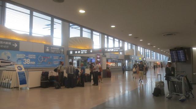 Flughafen Tokio-Narita