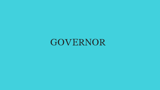 Short Questions related to Governor