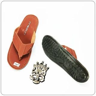 Sandal Imitasi RDX pusat sandal kulit