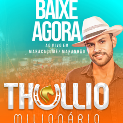 Thullio Milionário - Maracaçumé - MA - Dezembro - 2019