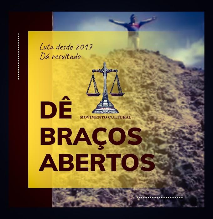 BARRAGEM - PRESIDENTE DE BRAÇOS ABERTOS