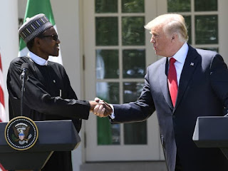 United States of America, Nigeria, Buhari, Donald Trump
