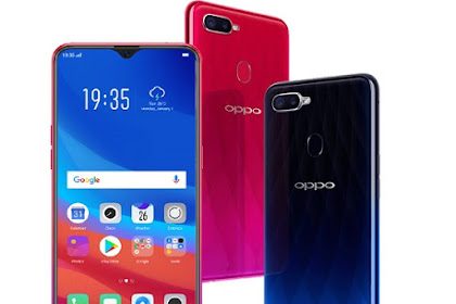 Spesifikasi dan Harga Oppo F9 Terbaru 2019