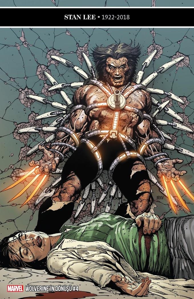 Wolverine'in Dönüşü #04 (Saitama & Valken)