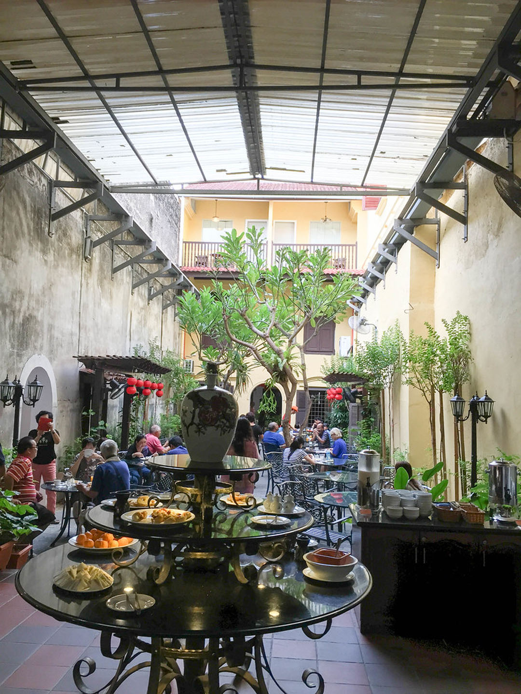 Hotel Warisan di Melaka - Hotel Puri