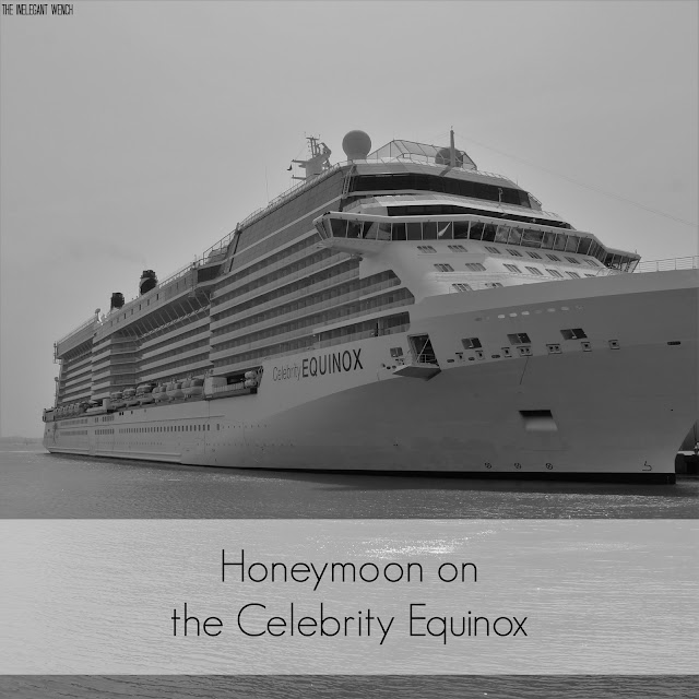 Celebrity Equinox Honeymoon Cruise