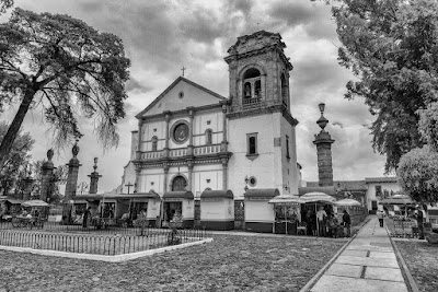 En Pátzcuaro (Michoacán, México), by Guillermo Aldaya / AldayaPhoto