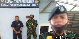 "Usai TNI AD, Kini Prajurit AU Disanksi Karena Unggah Video ""Takbir"" Sambut Kedatangan HRS"