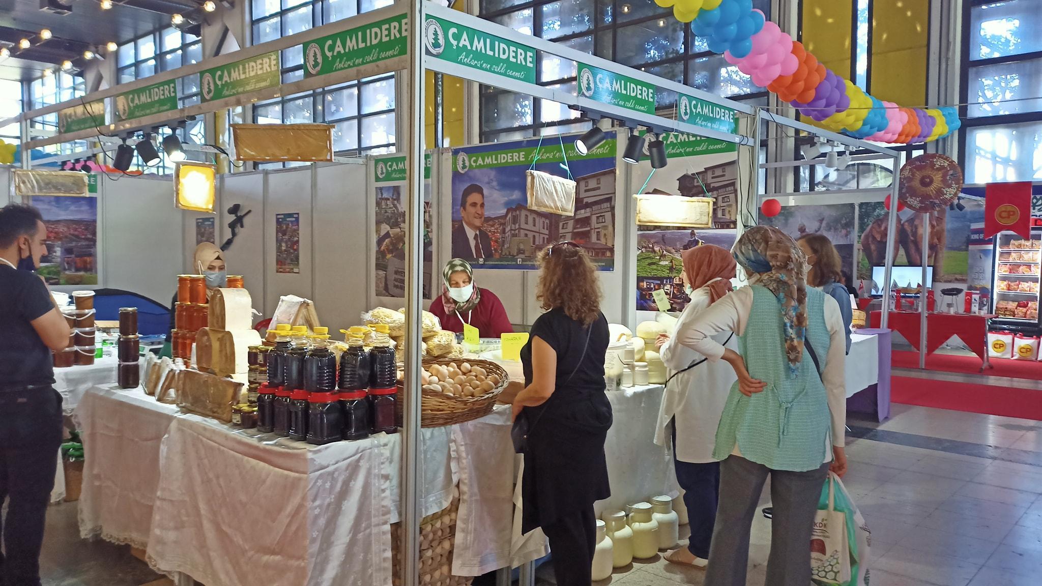 Uluslararası Ticaret, Kültür ve Turizm Festivali Ankara Altınpark Expo Fuar Alanı, Neden Çamlıdere'ye Gitmelisin?