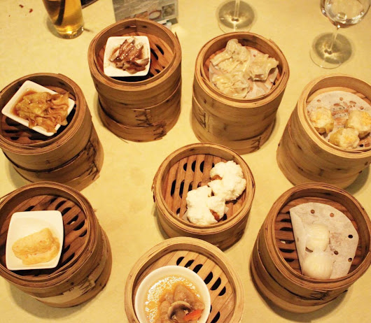 The China Club - A Heaven for Dim Sum Lovers