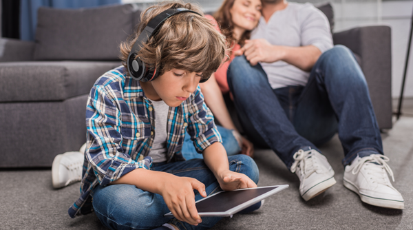 Use read-along audiobooks to grab your struggling readers' attention.  | Remedia Publications