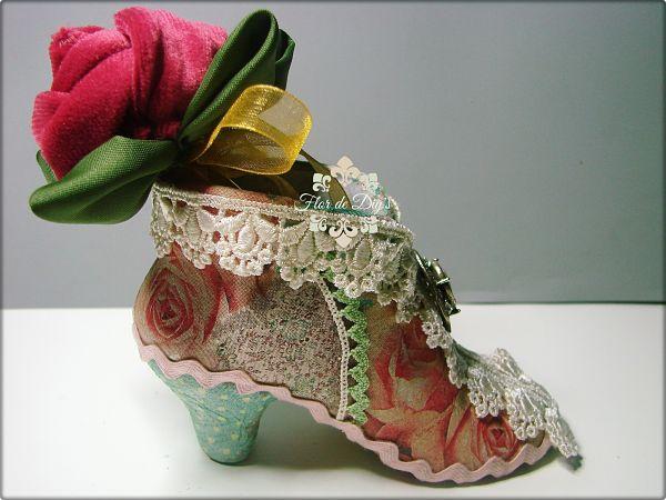 zapatito-portalapices-rosa-terciopelo-flor-de-diys