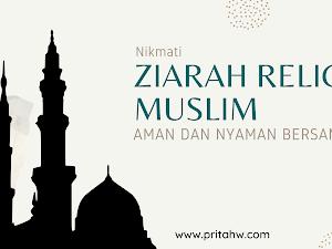 Nikmati Ziarah Religi Muslim Aman dan Nyaman Bersama TRAC