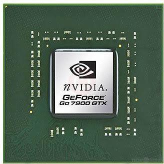 Nvidia GeForce Go 7900 GTX(ノートブック)ドライバーのダウンロード