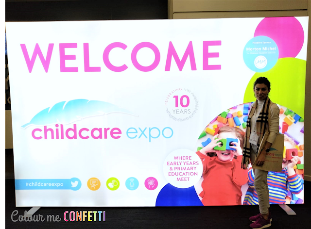 Childcare Expo ♥ London 2019