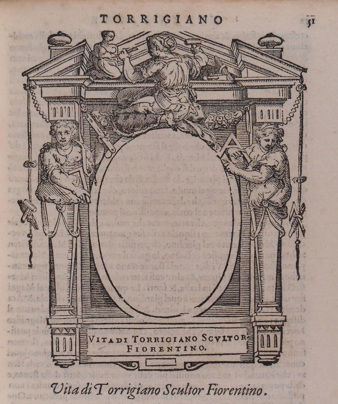 A blank medallion frame.