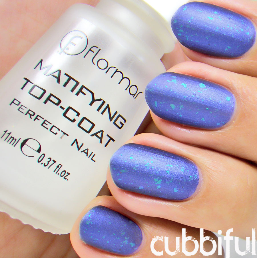 Flormar Matifying Top-coat