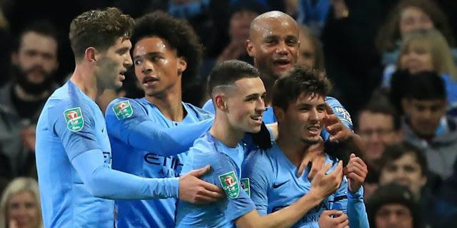 Guardiola Puji Peran Pemain Muda Man City