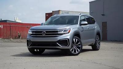 2021 Volkswagen Atlas Review, Specs, Price