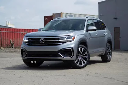 2021 Volkswagen Atlas Review, Specs, Price