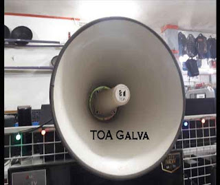TOA Electronics TOA Galva Corporation