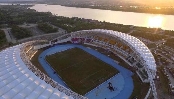 Aji Imbut Stadium – Indonesia