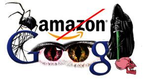 Amazon, Google desroys aquarium industry