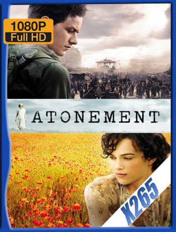 Atonement [2007] 1080P Latino [X265_ChrisHD]