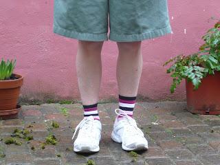 ERic Morecambe shorts
