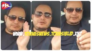 سمير الوافي يكشف عن قائمة من السياسيين  قامو بتلقيح  مع عائلاتهم من طرف سفارات عربية في تونس