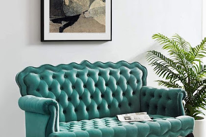 32 Tufted Sofas that Make Everyday Comfort Look Extraordinary