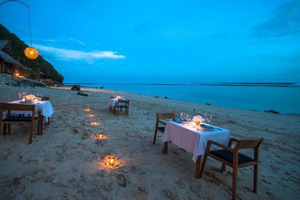 The Beach Of Karma Kandara