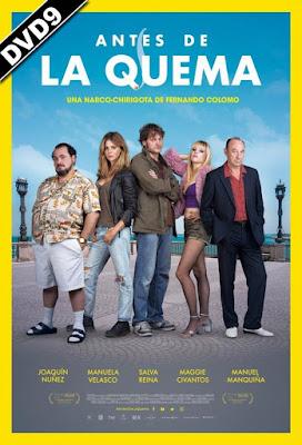 Antes De La Quema 2019 DVD9 + DVD5 PAL SPANISH