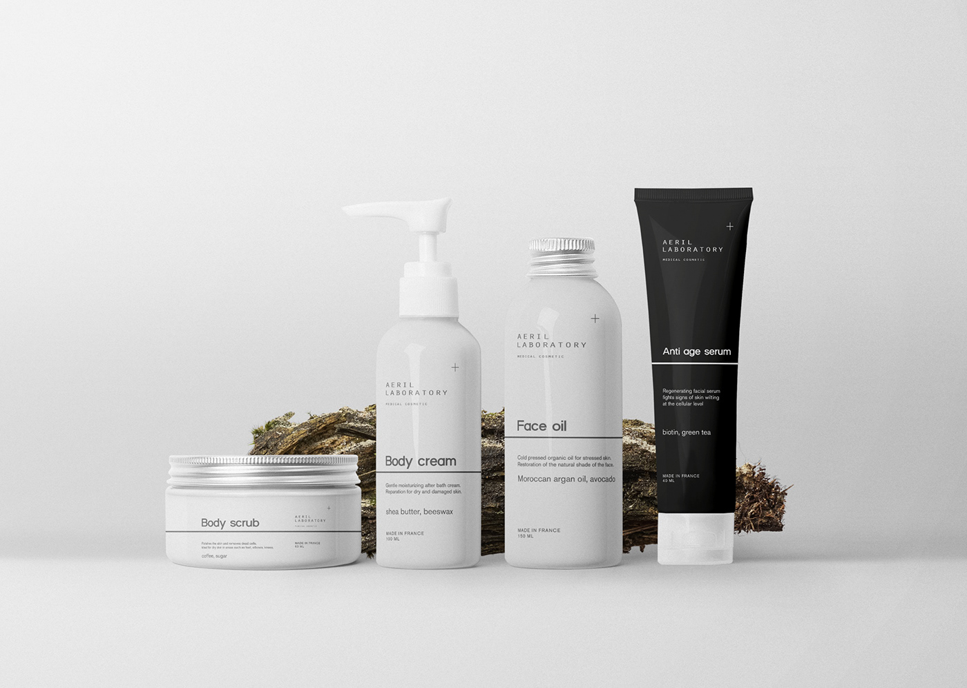 Aeril Lab on Packaging of the World - Creative Package