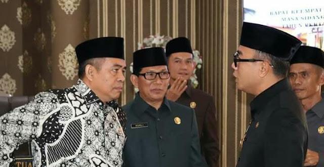 Kunjungan Reses Anggota DPD RI Bustami Zainudin Ke Kabupaten Way Kanan Merupakan Rangkaian Kegiatan Reses DPD RI Tahun 2019