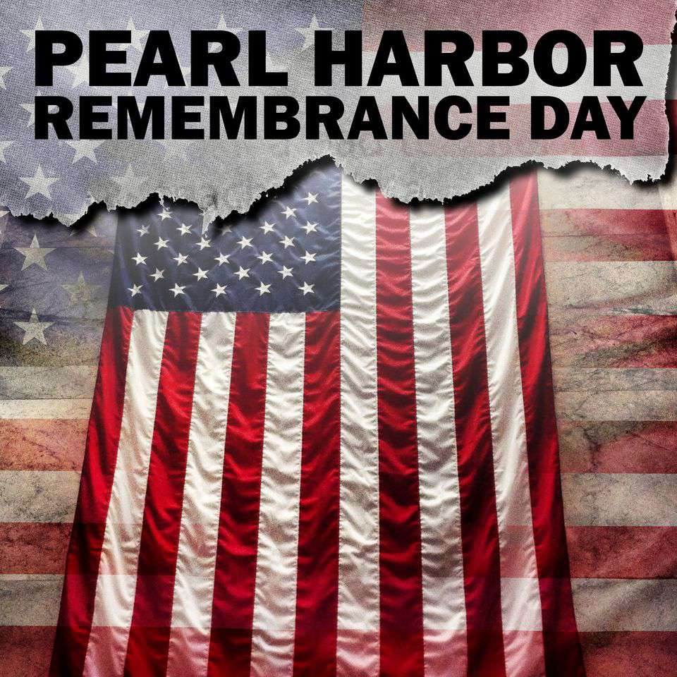 National Pearl Harbor Day of Remembrance Wishes Images download