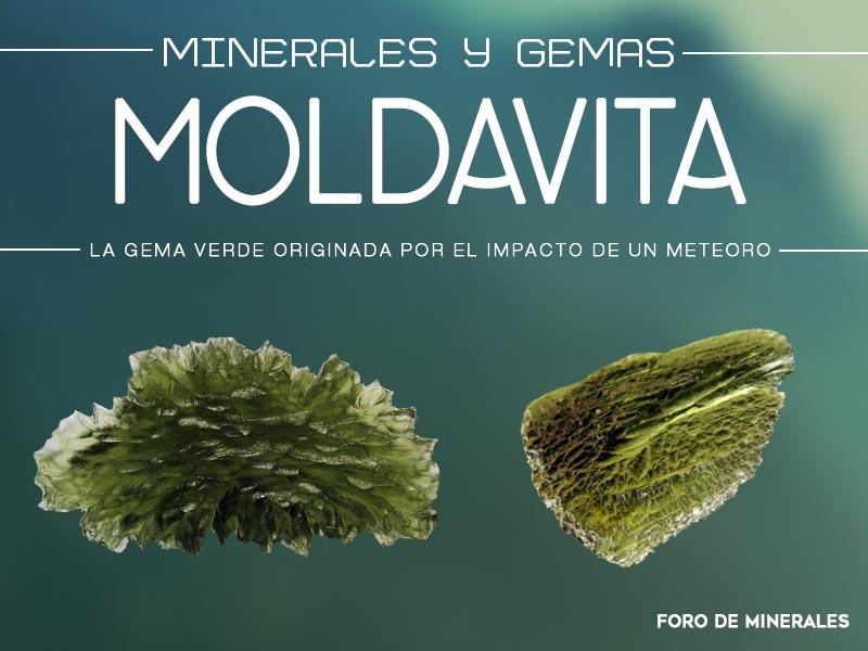 Minerales y Gemas : Moldavita - la gema verde originada por el impacto de un meteoro - foro de minerales
