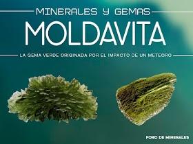 Moldavita - Propiedades y caracteristicas