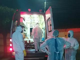 COVID-19: Dois pacientes morrem na porta do Hospital de Campo Maior por falta de leitos