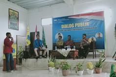 PC PMII Bima Gelar Dialog Publik  Perkuat Islam Moderat dan Rahmatan Lill Alamin Dalam Bermasyarakat