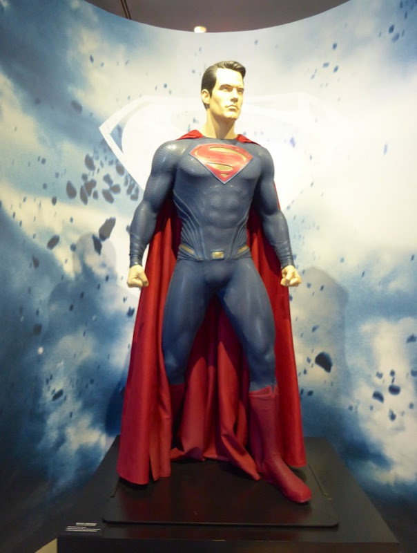Henry Cavill Batman v Superman Dawn of Justice Superman costume