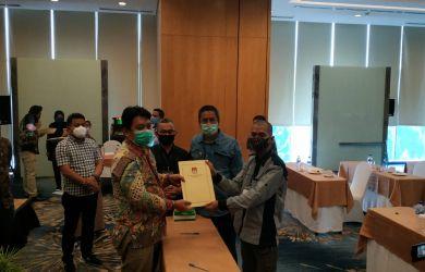 KPU Medan Sebut Syarat Calon Bobby-Aulia dan Akhyar-Salman Belum Memenuhi Syarat