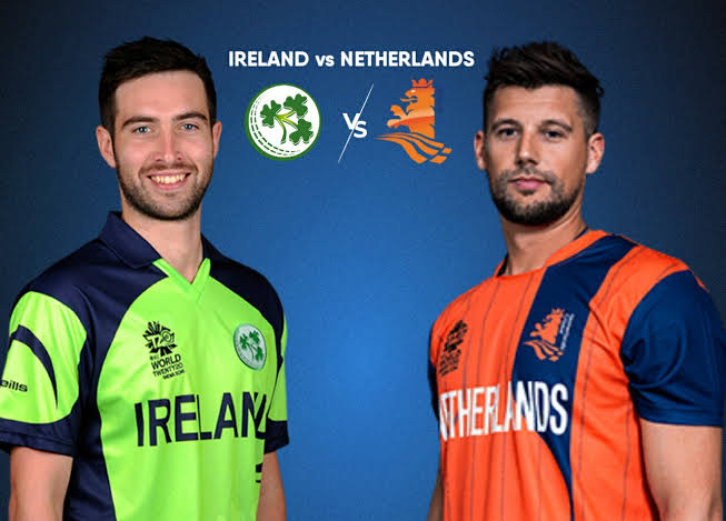 Watch Ireland vs Netherland Live Streaming Online